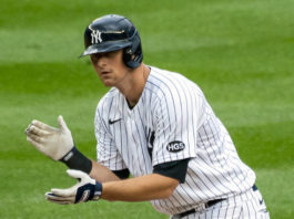Reigning American League batting champion DJ LeMahieu is set to return to the Yankees on a six-year, $90 million contract, pending a physical.                                  Corey Sipkin | AP file photo