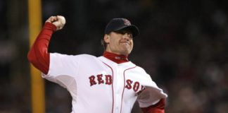 A three-time World Series winner, Curt Schilling was the closest player to reaching the threshold for induction into the Hall of Fame this year.                                   Kathy Willens | AP file photo