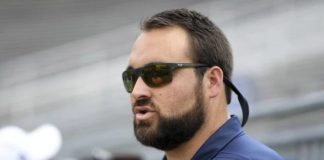 After three seasons as Penn State's tight ends coach, Tyler Bowen is reportedly making a jump to the pros with Urban Meyer and the Jacksonville Jaguars.                                  Phoebe Sheehan | AP file photo, Centre Daily Times