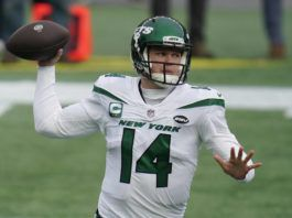 Three years after taking him at No. 3 overall, the New York Jets have traded quarterback Sam Darnold to the Panthers for three draft picks.                                  Charles Krupa | AP file photo