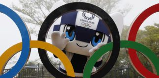 Though some officials have raised doubts that the Olympics can still be held this summer because of the pandemic, the president of Tokyo's organizing committee said Friday there was no consideration being given to a cancellation.                                  Kim Kyung-Hoon | AP file photo, pool