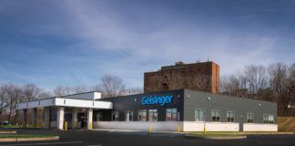 LIFE Geisinger's newest location, on South Main Street in Wilkes-Barre, will officially open on Monday.                                  Submitted photo
