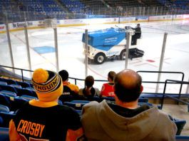 Only a limited number of fans were able to watch the Wilkes-Barre/Scranton Penguins in person this season because of COVID-19 protocols, which have forced the AHL to cancel the playoffs once again.                                  Times Leader file photo