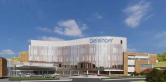 This rendering depicts the expansion at Gesinger Wyoming Valley currently underway.                                  Submitted