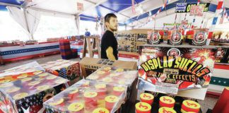 The Times Leader editorial board feels it's time to repeal or seriously amend Act 43 of 2017, the law that made airborne fireworks legal in Pennsylvania.                                  File photo
