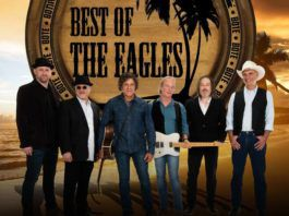 Each member of the band 'Best of the Eagles' strives to mirror his counterpart in the Eagles instrumentally and vocally.                                  Submitted photo
