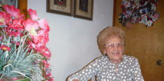 Frances Zola, a lifelong resident of the Hanover Green section of Hanover Township, is celebrating her 100th birthday today.<ins> Sept. 10.</ins>                                  Mary Therese Biebel | Times Leader                                 Mary Therese Biebel | Times Leader