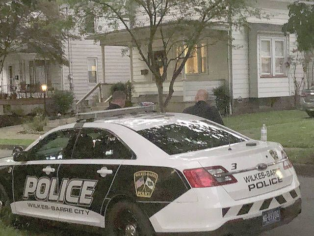 <p>Police are investigating the death of Judith Comisky, who resided at 123 Willow St. in Wilkes-Barre. Her body was found in the home on Thursday.</p>                                  <p>Jerry Lynott | Times Leader</p>