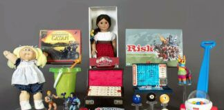 A host of classic toys and games our up for induction into the Toy Hall of Fame.                                  AP photo
